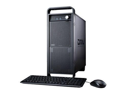 マウスコンピューターの25万円以内の動画編集用パソコン